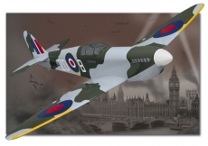 Great Planes Spitfire Gp/ep Combat ARF