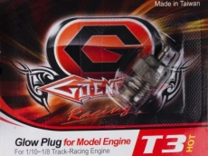 Turbo Glow Plug - Hot