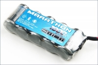 Бортовой аккумулятор Team Orion Marathon XL NiMh 6V 5cell 1900mAh (JST/BEC/Kyosho)