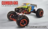 Off-Road Cralwer Truck HSP электро Climber 4WD 1:8 2.4Ghz