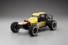 Kyosho Sand Master T1 2.4GHz 2WD RTR масштаба 1:10 (Yellow)