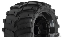 Шины трак 1:8 - Masher 3.8 (Traxxas Style Bead) All Terrain (Desperado Black 1/2 Offset 17mm) 2шт