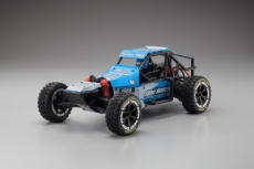 Kyosho Sand Master T1 2.4GHz 2WD RTR масштаба 1:10 (Blue)