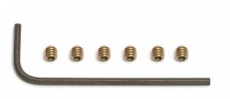 5-40 x 1/8 Set Screw with wrench
