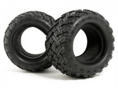 Шины (Т-8) Dirt Claws Tyre B Compound (145X84MM/2PCS)