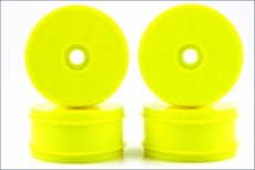 Dish Wheel (4pcs/F-Yellow/MP9)