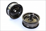 F-Wheel(Black Chrome/2pcs/Scorpion XXL)