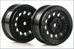 Wheel (2pcs/Black/DRT)