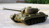 Snow Leopard USA M26 1:16