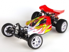 1:10 Off-Road Buggy Bullet EBL 2WD, RTR, 2.4G, Waterproof