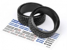 Шины дрифт 1/10 - Proxes R1R T-drift Tire 26mm (2шт)