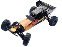 1:10 Off-Road Buggy 2WD, Brushed, RTR, 2.4G, Waterproof