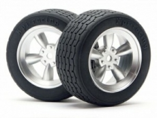 Шины 1/10 - Vintage Racing 31MM (d-compound) 2шт