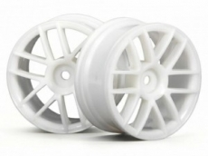 Диски 1/10 - Split 6 Wheel 26MM White