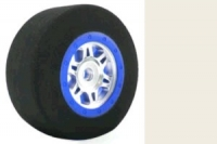 Микропора для SC10 задняя (Blue) Replica Beadloc (fits SC10 2WD) 2шт