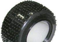18T Mini Pin Tires with inserts