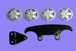 Wheel Cap & Bumper Set(COPEN/MINI-Z Lit)