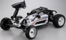 Kyosho Scorpion XXL VE White 2WD 2.4GHz RTR без АКК и З/У 1:7