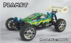 Off-Road Buggy HSP электро Plamet 4WD 1:8 2.4Ghz (LiPo)