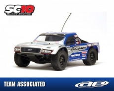 Ралли-кросс Associated SC10 2WD RTR (кузов PRO Comp) 1:10
