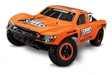 Traxxas Slash 2WD TQ 2.4Ghz RTR 1:10 + NEW Fast Charger