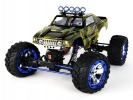 1:10 Rock Crawler 4WD, Brushed, RTR, 2.4G, Waterproof, Light system