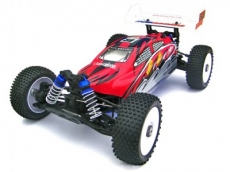 1:8 Off-Road Buggy 4WD, Brushless, RTR, 2.4G, Waterproof