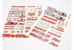 Decal set, Revo 3.3 (Revo logos and graphics decal sheet)