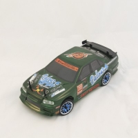 HSP Flying Fish 2 4WD 1:16 2.4Ghz (Nissan Skyline/зеленый)