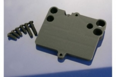 Mounting plate, speed control (VXL-3s) (Bandit, Rustler, Stampede)