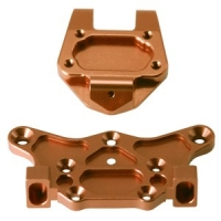 Alum. Top Plate Upper/Lower (Copper): Associated RC8