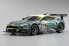 Mini-Z Racer MR-02EX 2.4GHz RTR (Aston Martin DBR9 No.009)