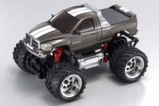 Mini-Z Monster MM-01 Dodge Ram 1500 (grey)