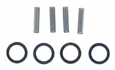 Stub Axle Pins & Spacers