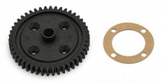 Шестерня ведомая - eConversion Plastic Spur Gear, 46T