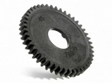 Шестерня ведомая Spur Gear 45 Tooth (1M/ADAMPTER Type)