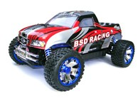 BSD Racing 4WD RTR 2.4Ghz масштаба 1:5