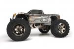 HPI Savage X 4.6 2.4G (silver/black)