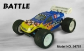 Battle 4WD, масштаб 1:8, с ДВС (нитрометан), HSP 2.4Ghz