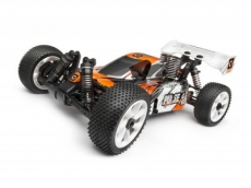 ДВС HPI Pulse 4.6 Buggy RTR (полный комплект) масштаба 1:8 2.4GHz
