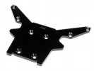 Задняя часть шасси - Aluminum Rear Skid Plate Ve8