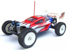 1:8 Off-Road Buggy 4WD, OS.21, RTR, 2.4G