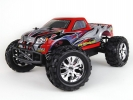 Off-Road Monster Truck 4WD, OS.18+Autostart, RTR, 2.4G, Waterproof 1:10