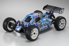 Baggy Kyosho GP DBX 2.0 Color Type 1 (нитрометан) 4WD 1:10 RTR