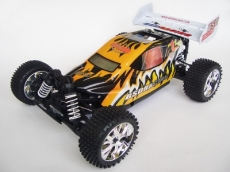 BSD Racing 4WD RTR 2.4Ghz масштаба 1:10 (нитрометан)