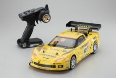 On-road car Kyosho Put GP FW-06 Corvette C6-R ДВС 1:10 2.4Ghz RTR