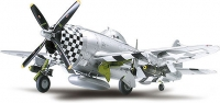 P-47D Thunderbolt Bubbletop, масштаб 1:48